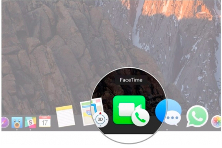 face time icon image