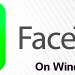 Windows PC имидж үчүн FaceTime