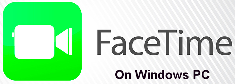 facetime for windows PC image