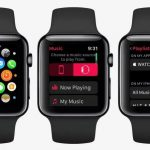 Escoite música no seu Apple Watch