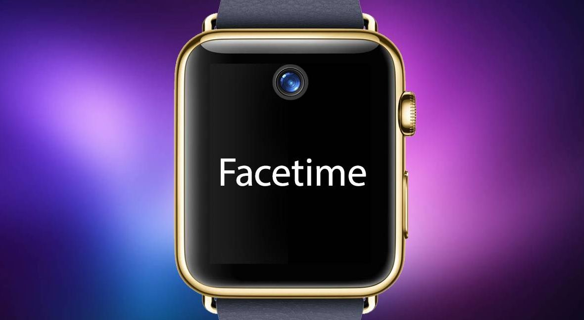 FaceTime на компании Apple Watch