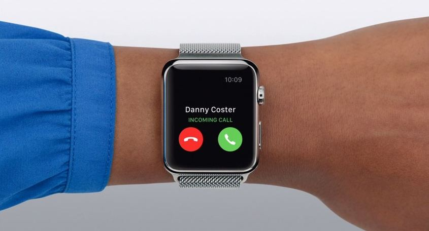 FaceTime sa Apple Watch