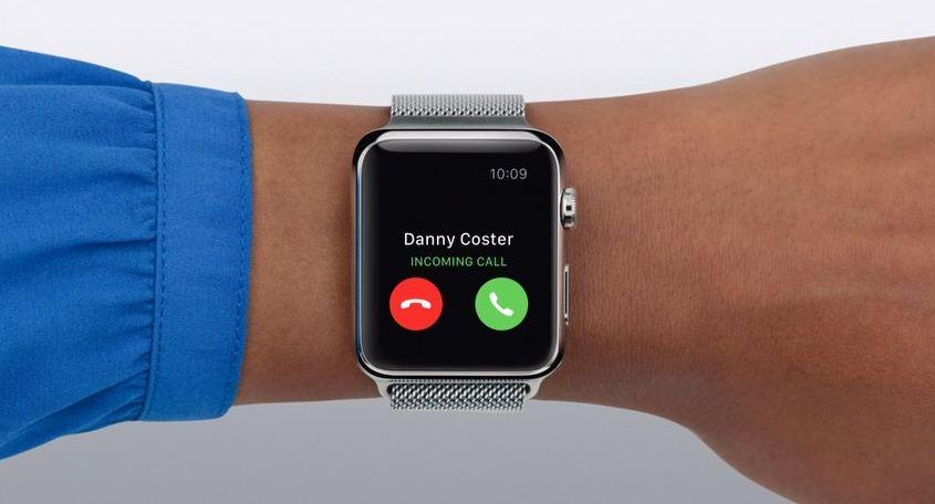 FaceTime Apple Watch
