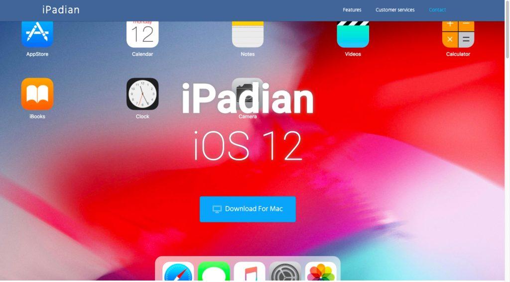 iPadian image