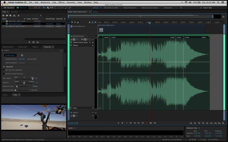 Adobe Audition CC Скачать для ПК Windows