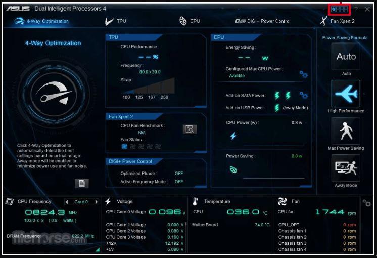 Asus ai suite Download For PC Windows