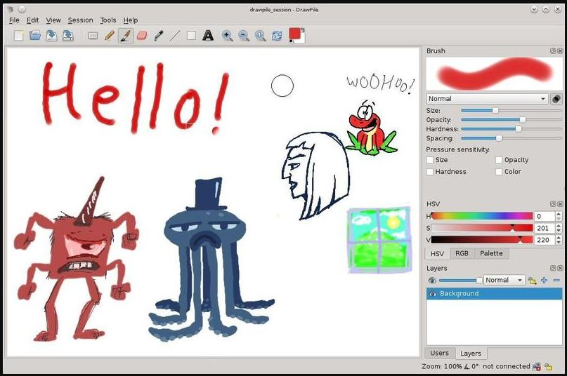 Drawpile Download For PC Windows 10