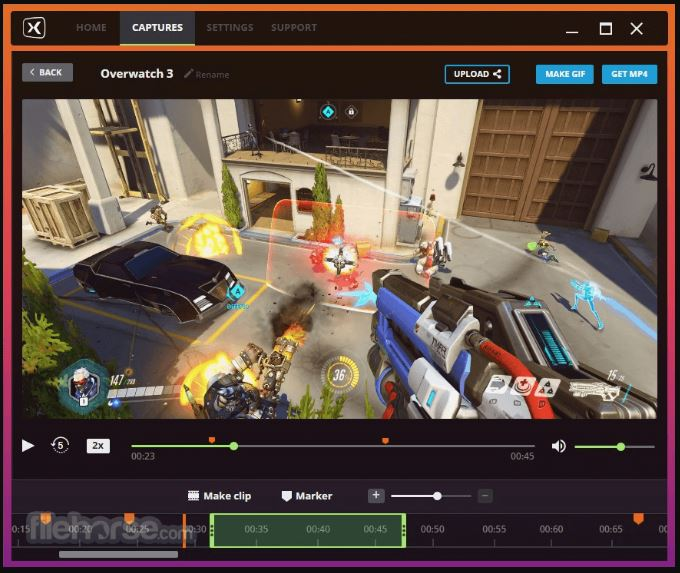 FBX Game Recorder For PC Windows