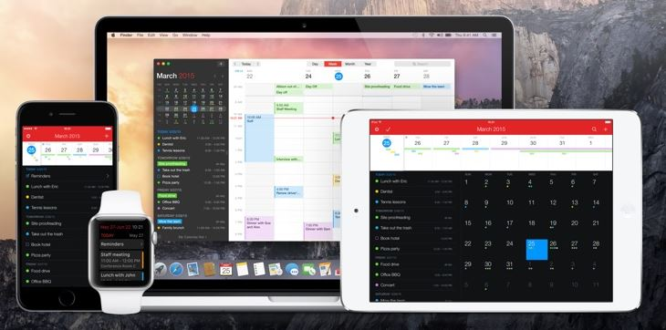 Features of the Fantastical App For PC Windows & Mac