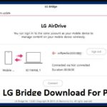LG Bridge For PC Windows 10/8/7 - Gratis Download Déi lescht Versioun