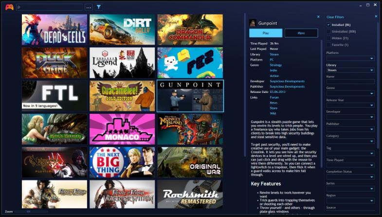 Playnite Download For PC Windows