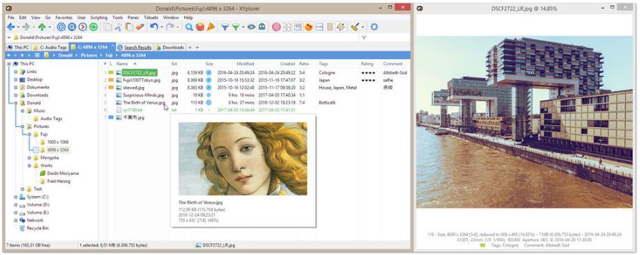 Xyplorer For PC Windows 7 -8-10- xp