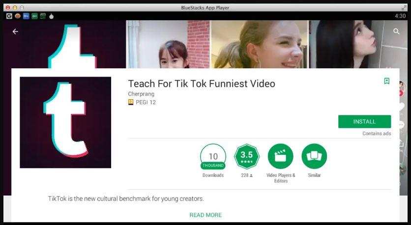 Download Tik Tok Mo PC mo Windows 10, 8, 7