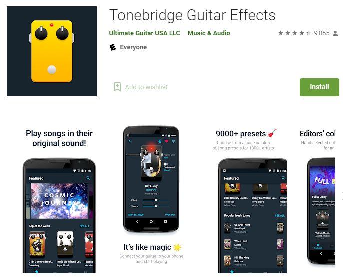 Download Tonebridge For PC free