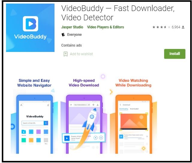 Download VideoBuddy For PC